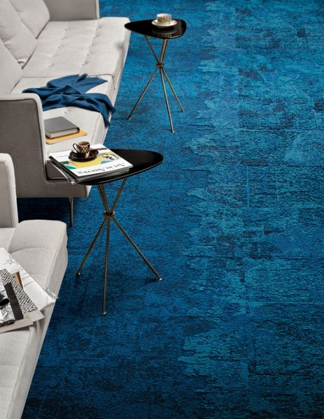 Interface carpet china Net Effect collection