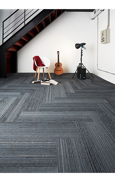 interface carpet Fading Tracks Collection