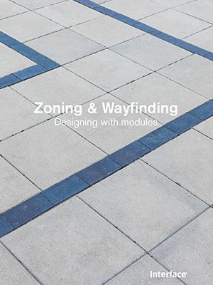 Interface Zoning Wayfinding